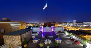 Kress Terrace Rooftop Downtown Greensboro Venue